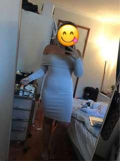 Long sleeved dress 🌹