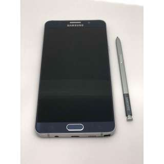 SAMSUNG Note 5 Black