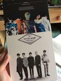 FT island <i will>專輯