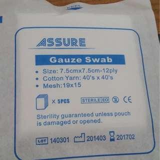 Gauze Swab