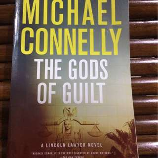 The Gods of Guilt by Michael Connely