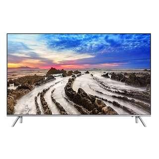 "Samsung 55"" Premium UHD Smart LED TV (UA55MU7000)"
