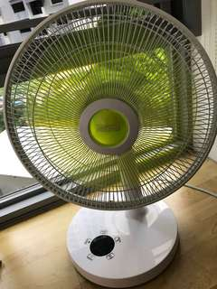 "Mistral MTF1400CL 14"" Table Fan"