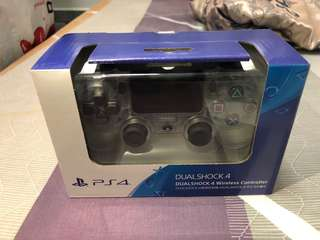 PS4 Game controller - Crystal