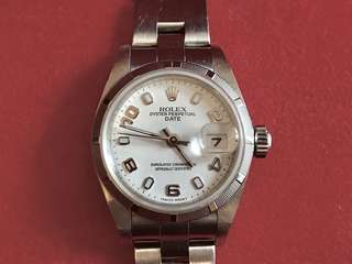 Rolex Ladies Datejust 26mm