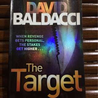 The Target by David Baldacci