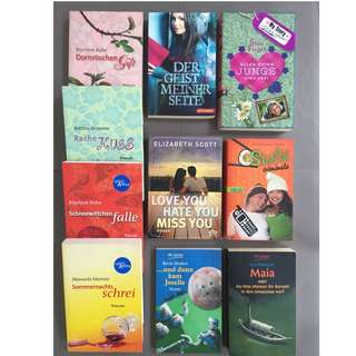Children's/Teen German books