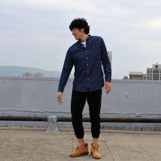 🚚 日本 古著/ UNIQLO 復古襯衫