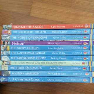 Usborne Young Reading - HUGE COLLECTION.