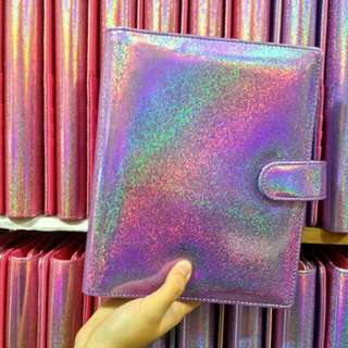 Binder Hologram 26 Ring