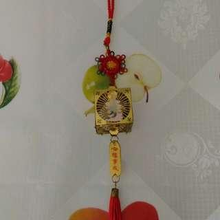 西方三聖 吉祥挂飾
