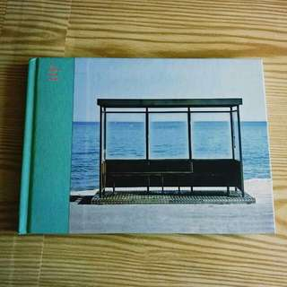 bts you never walk alone (blue ver.) 全員親簽專