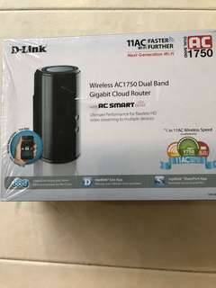 Dlink Router AC1750