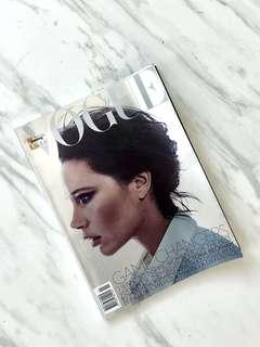 Vogue Australia: NOV 2016