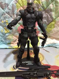 Hot Toys Appleseed Saga Briareos Hechatonchires