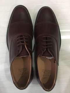 Sepatu cannes cokelat