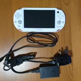 Ps Vita Slim modded