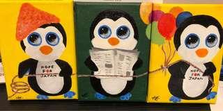 Mischievous Penguins