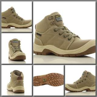 Safety Shoe – Safety Jogger, Model: Desert