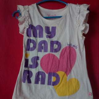 Byloz Girls -Kid size shirt