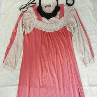 Set / Setelan Dress Muslim Lebaran