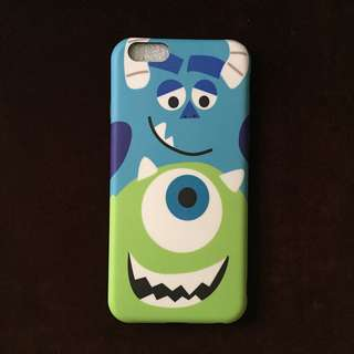 Monsters Inc Case for iP6/6s
