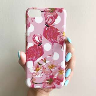 火烈烏Flamingos iPhone 6/7Case