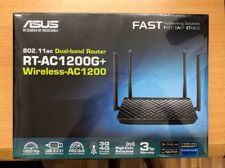 Dual-Band Router
