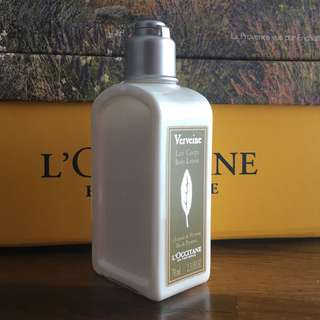 L'OCCITANE Verbena Body Lotion 70ml