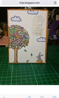 Card Examples Part 1