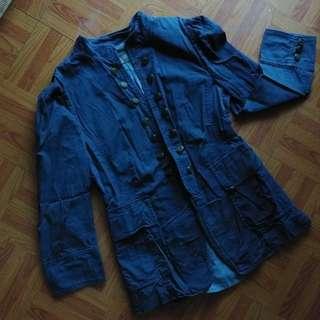 ZARA Basic blazer (3/4s)