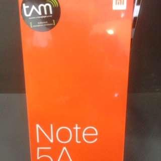 Xiaomi Note 5A New (Gratis 1x)