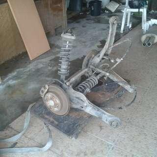 Disc brake..wira.1.5 blakng n depan