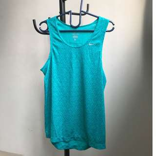 Nike Ori Dri-Fit Tank Top Women Blue