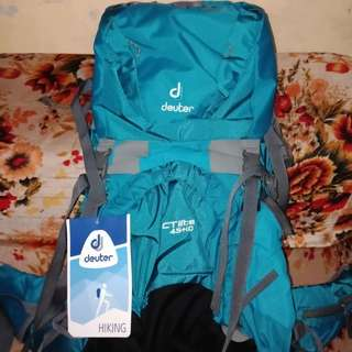 Deuter actlite 45+10 ***rain cover not included***