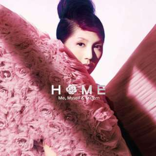 Miriam Yeung 楊千嬅 - HOME Me, Myself & Miriam CD + DVD