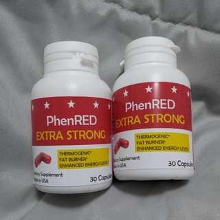 EXTRA STRONG PHENRED FIRE FAT BURNER SLIMMING LOSE WEIGHT DIET