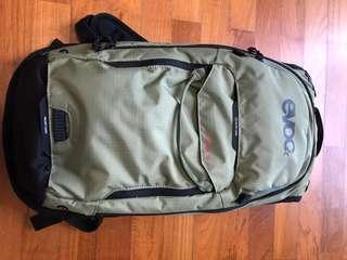 Evoc backpack with bladder brand new