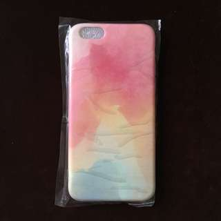 Watercolor Case for iP6/6s