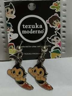 小飛俠阿童木穿耳環 Astro Boy Pierced Earring (Brand new 全新)