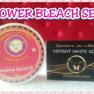 POWER BLEACH