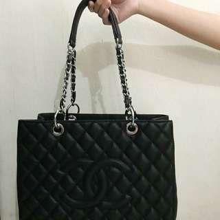 Chanel GST discontinued model -Tote Bag
