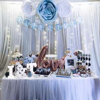 DREAMY WEDDING TABLE DECOR