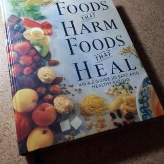 Book - An A-Z Guide to Safe and Healthy Eating