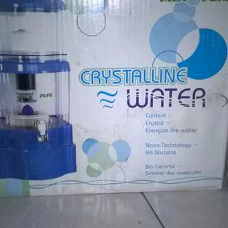Dispenser Filter Penjernih Air Crystalline Water