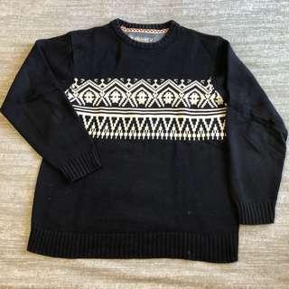 Patterned Knit