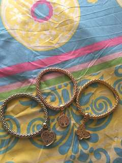 Luxury Bracelet With Charms