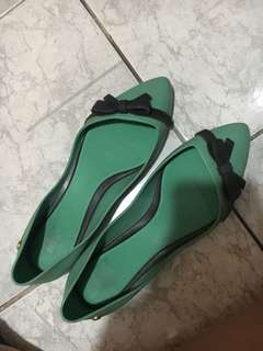 REPRICED! AUTHENTIC MELISSA BOW FLATS
