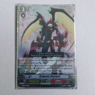 Dragonic Overlord(TD)+ Sleeve