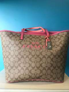 Coach tote bag Large original from US